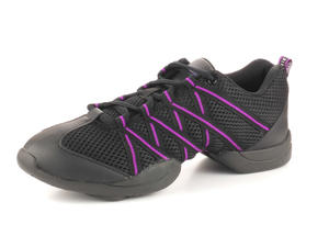 Bloch S0524 Criss Cross Sneaker lila