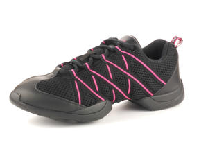 Bloch S0524 Criss Cross Sneaker pink