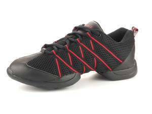 Bloch S0524 Criss Cross Sneaker rot