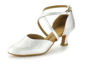 Tanzschuhe Damen ✅ Geschlossen, Silber, Gold, Bronze, Kupfer