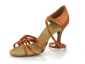 RayRose 820-X Blizzard Dark Tan Satin 7,5