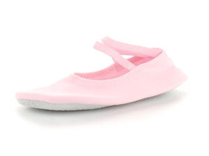 SoDanca BA40 Gymnastik Slipper rosa