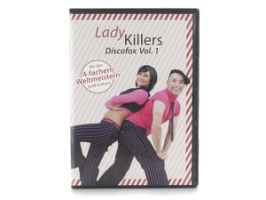 Discofox DVD - Lady Killers